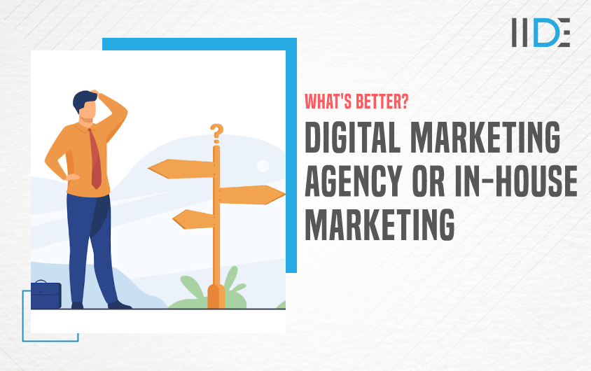 In-house marketing Vs Digital marketing agency