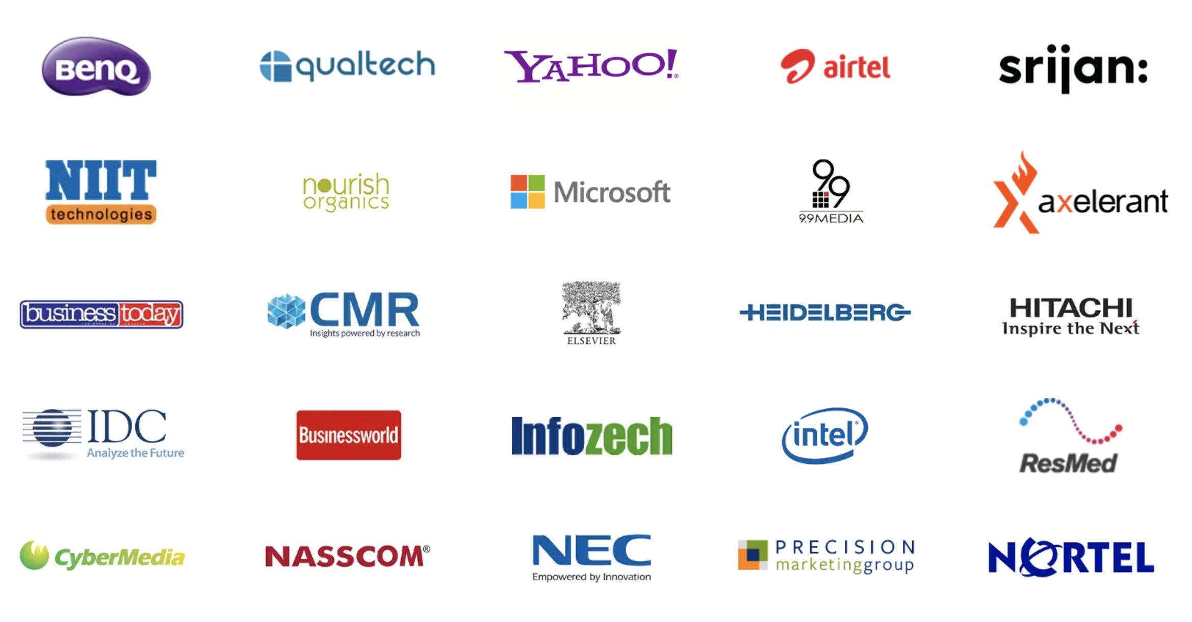 Niswey Clients - Digital Marketing Agencies in Delhi