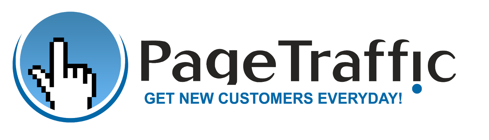PageTraffic Logo - Digital Marketing Agencies in Delhi