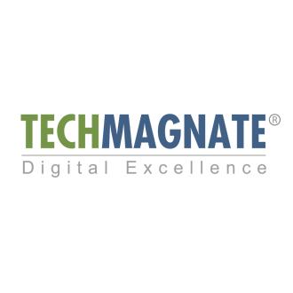 Techmagnate Logo - Digital Marketing Agencies in Delhi