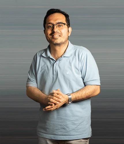 The instructor - Meherzad Karanjia
