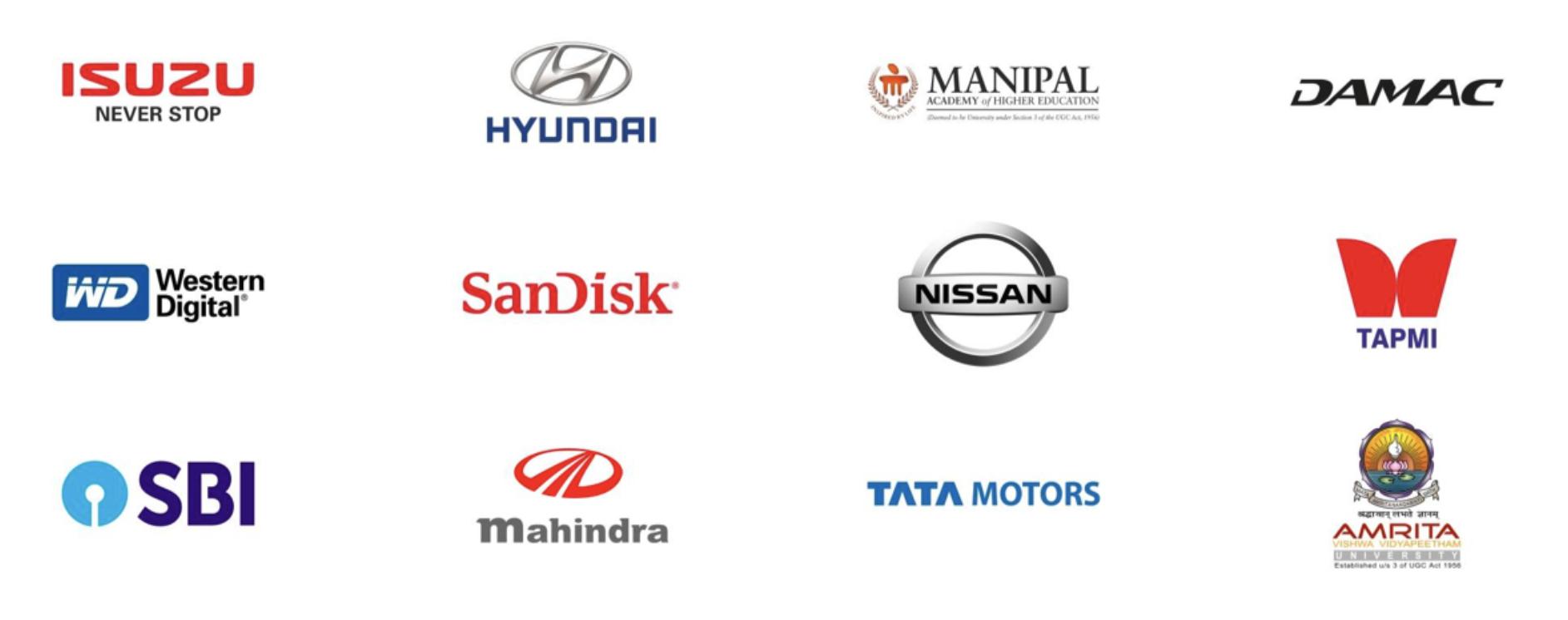 Adsyndicate Clients - Digital Marketing Agencies in Pune