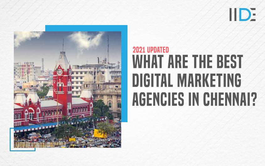 Digital Marketing Agencies in Chennai - Banner