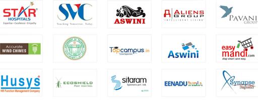 Emblix Solutions Clients - Digital Marketing Agencies in Hyderabad