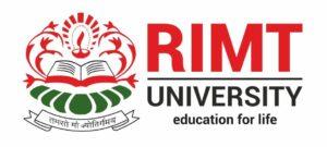 RIMT University Logo - mba in digital marketing syllabus