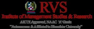 RVS Institute Logo - mba in digital marketing syllabus