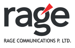 Rage Communications Logo - Digital Marketing Agencies in Chennai