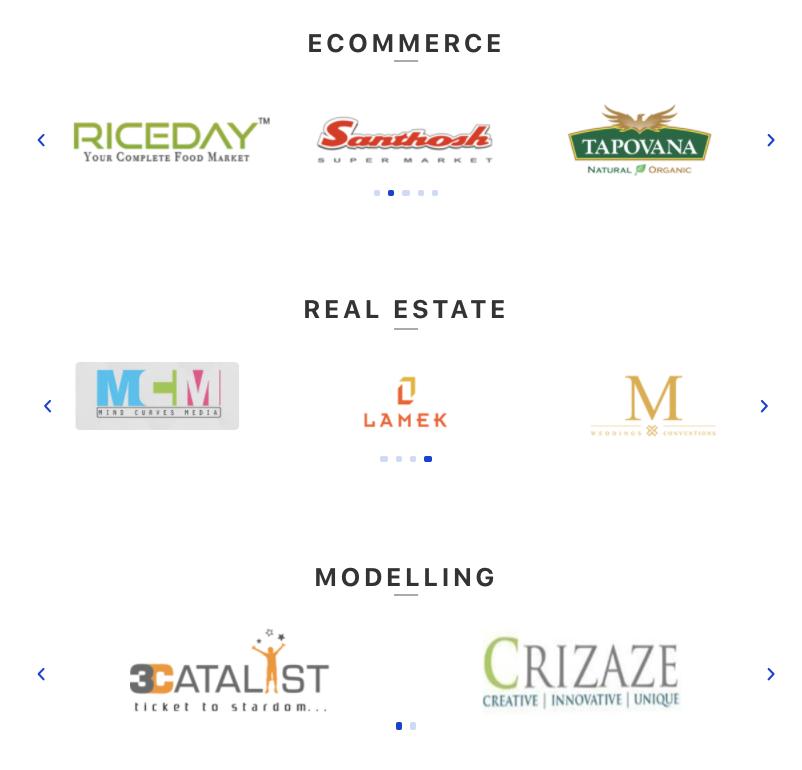 Rankraze Clients - Digital Marketing Agencies in Chennai