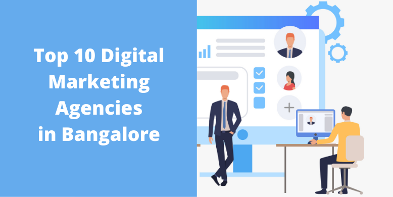 Top 10 Digital Marketing Agencies in Bangalore - Banner