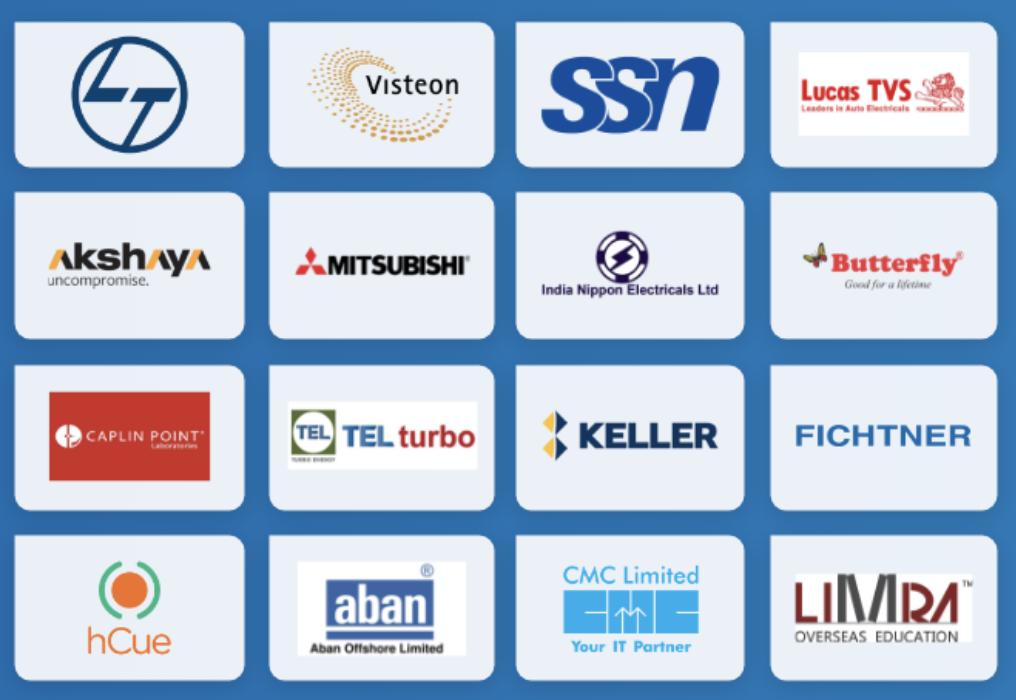 iStudio Technologies Clients - Digital Marketing Agencies in Chennai