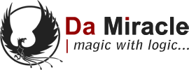 Da Miracle Logo - Digital Marketing Agencies in Kolkata