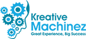 Kreative Machinez Logo - Digital Marketing Agencies in Kolkata
