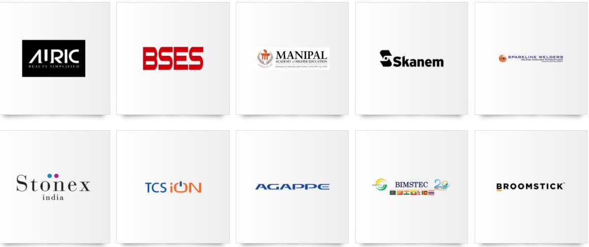 Rams Creative Technologies Clients - Digital Marketing Agencies in Jaipur
