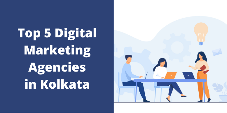Digital Marketing Agencies in Kolkata - Banner