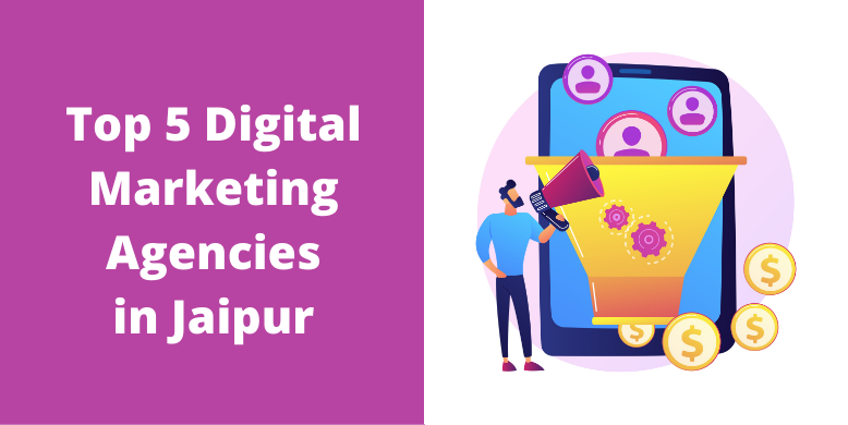 Digital Marketing Agencies in Jaipur - Banner