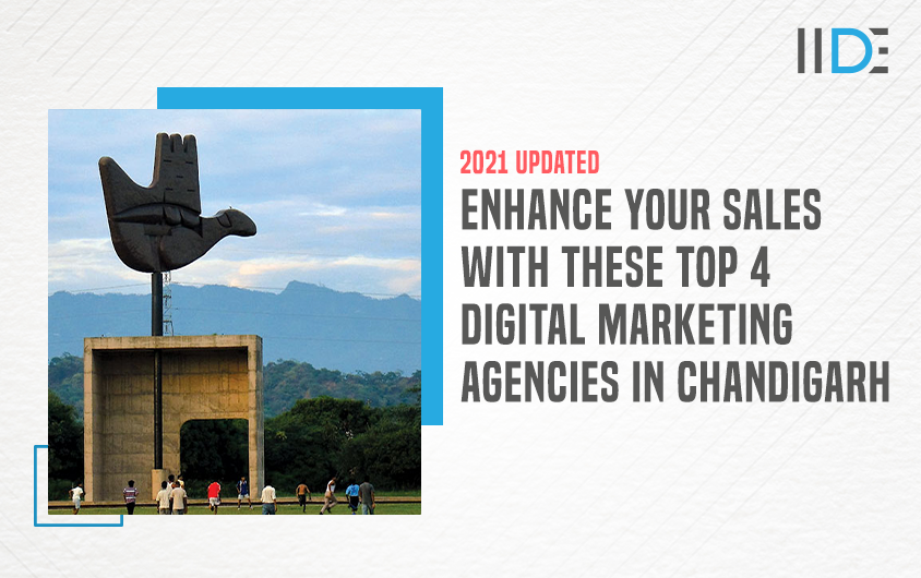 Digital Marketing Agencies in Chandigarh - Banner