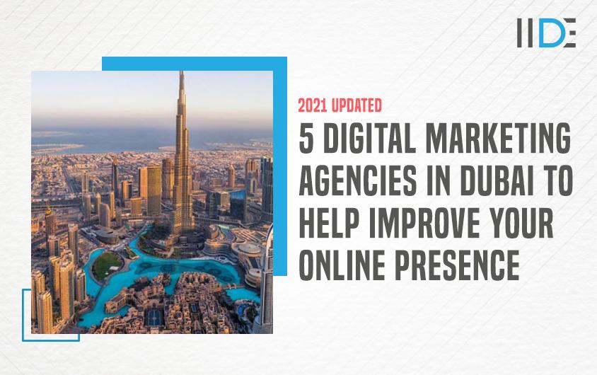 Digital Marketing Agencies in Dubai - Banner