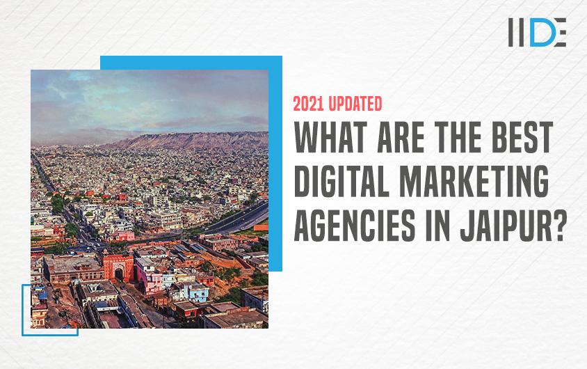 Digital Marketing Agencies in Jaipur - Banner