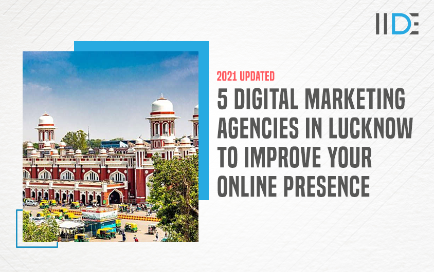 Digital Marketing Agencies in Lucknow - Banner