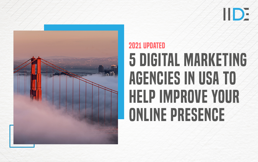 Digital Marketing Agencies in USA - Banner