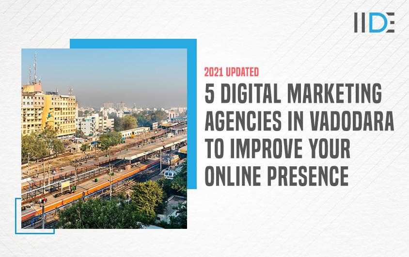 Digital Marketing Agencies in Vadodara - Banner