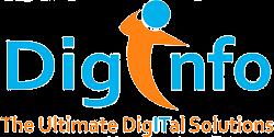 Diginfo Digital Solution Logo - Digital Marketing Agencies in Indore