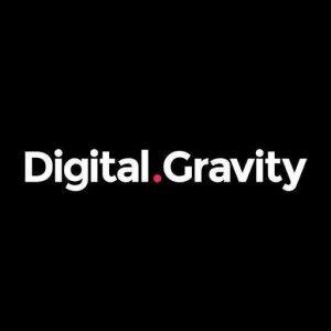Digital Gravity Logo - Digital Marketing Agencies in Dubai