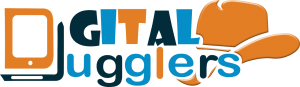 Digital Jugglers Logo - Digital Marketing Agencies in Lucknow