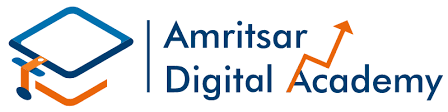 Digital Marketing Courses in Batala - Amritsar Digital Academy Logo