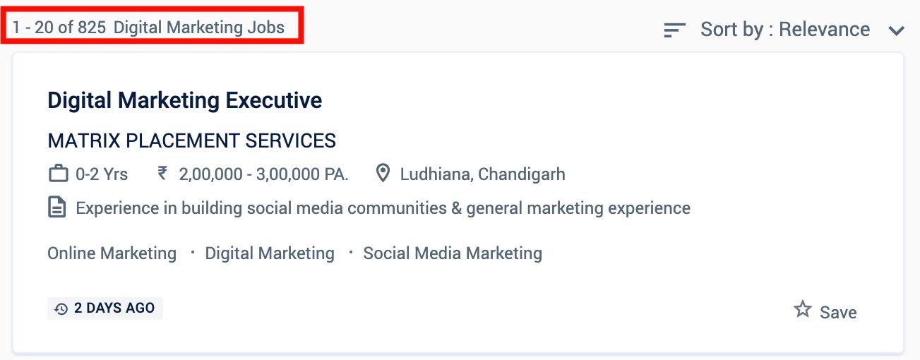 Digital Marketing Jobs - Digital Marketing Courses in Chandigarh