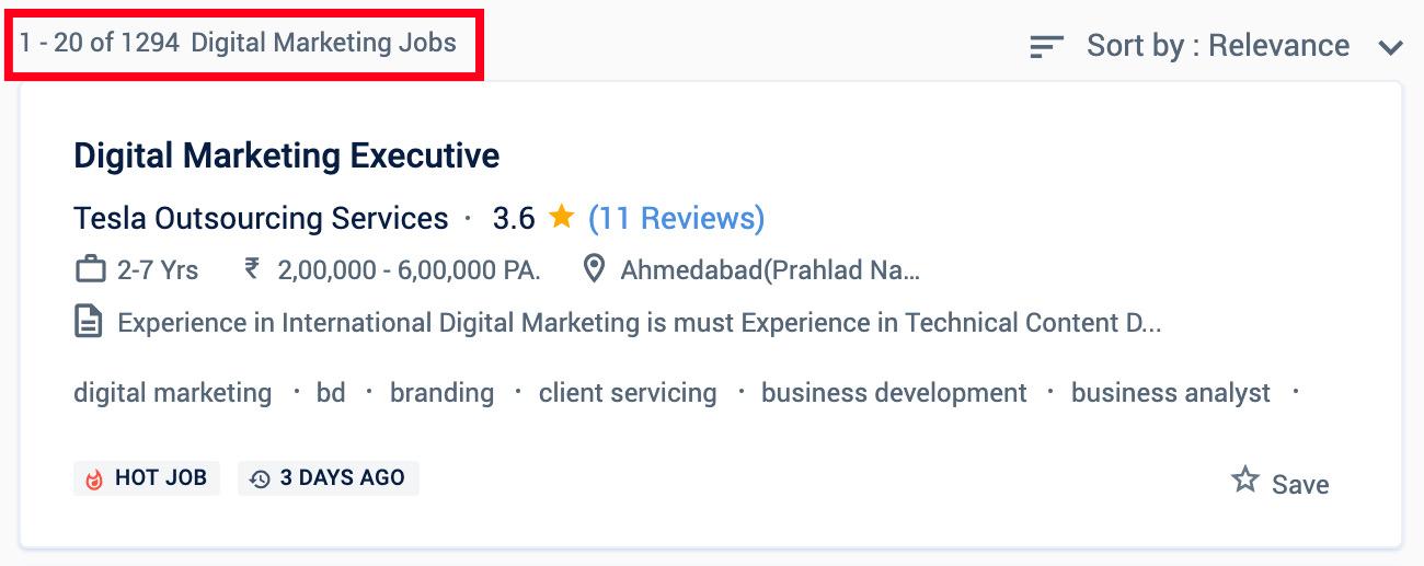 Digital Marketing Jobs in Ahmedabad - Digital Marketing Courses in Ahmedabad