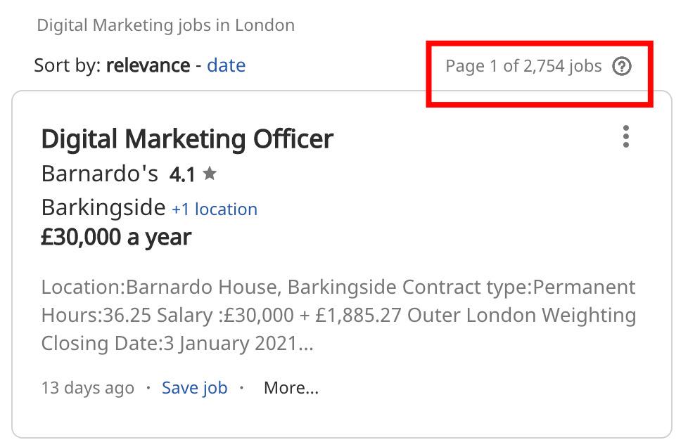 Digital marketing jobs in London - Digital marketing courses in London