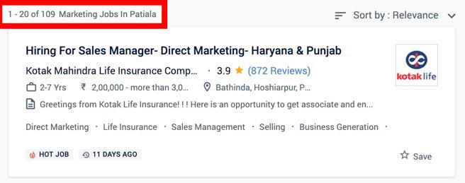 Digital marketing jobs in Patiala - Digital Marketing Courses in Patiala