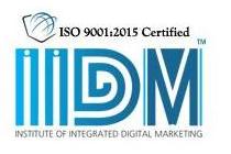 IIDM Institute Logo - Digital marketing courses in Nagpur 