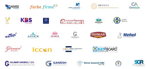 Ingenious Brandcare Clients - Digital Marketing Agencies in Vadodara