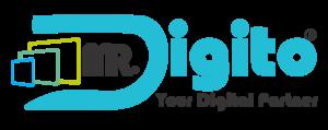 Mr. Digito Logo - Digital Marketing Agencies in Indore