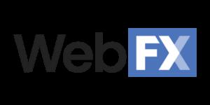 Web FX Logo - Digital Marketing Agencies in USA