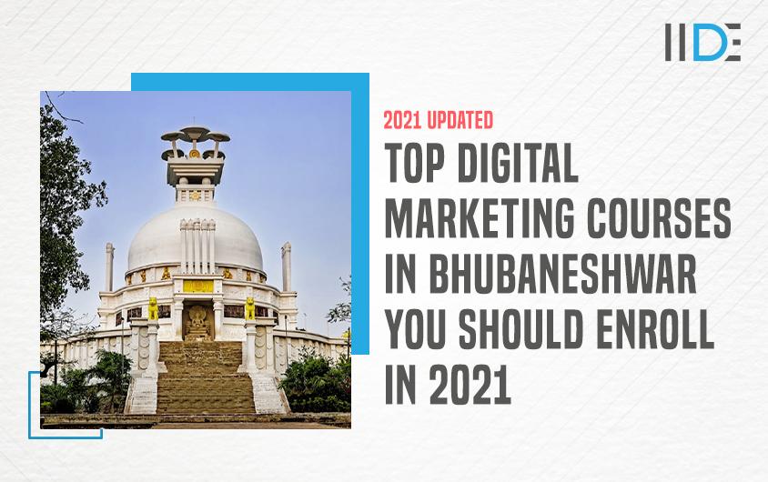 Digital marketing courses in Bhubaneswar - Banner