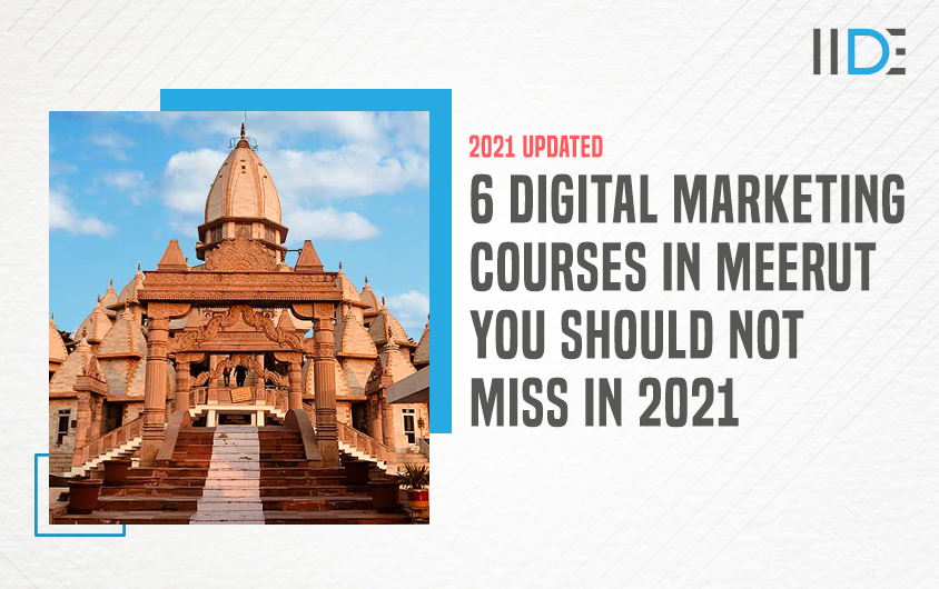 Digital marketing courses in Meerut - Banner