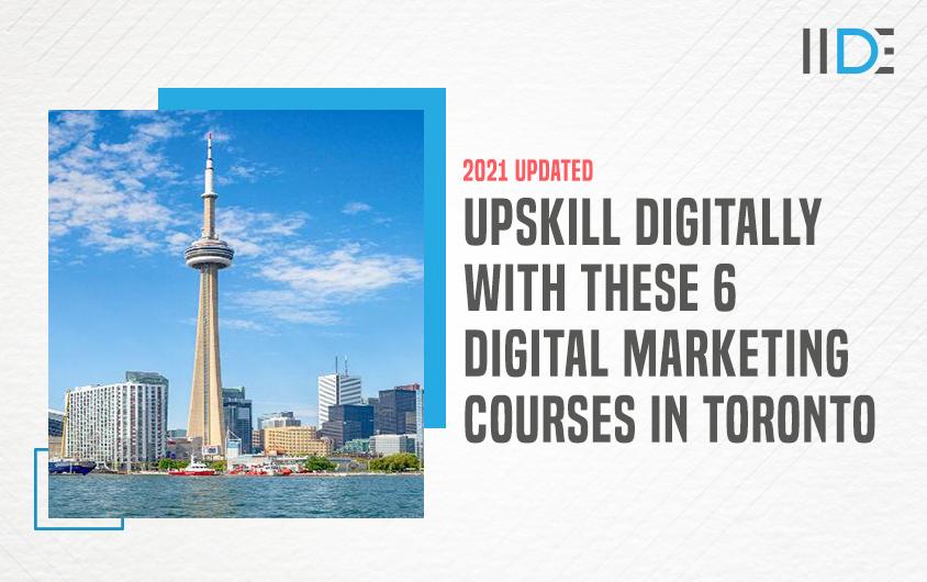 Digital Marketing Courses in Toronto - Banner