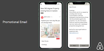 Airbnb case study Email Marketing