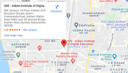 Digital Marketing Course in  Andheri