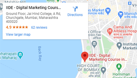 Digital Marketing Course in Churchgate