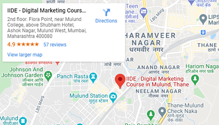 Digital Marketing Course in  Mulund, Thane