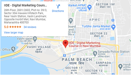 Digital Marketing Course in  Vashi