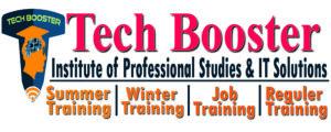 Digital marketing courses in Guwahati - Techbooster logo