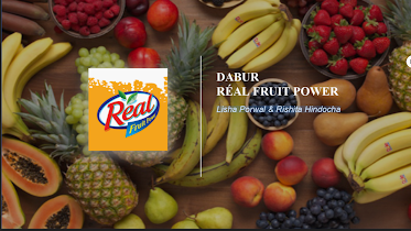 FMCG Digital Marketing Strategy Real Fruit Juice ORM and Paid Marketing