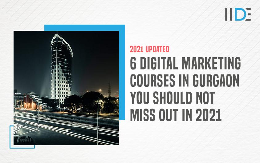 Digital Marketing Courses in Gurgaon - Banner