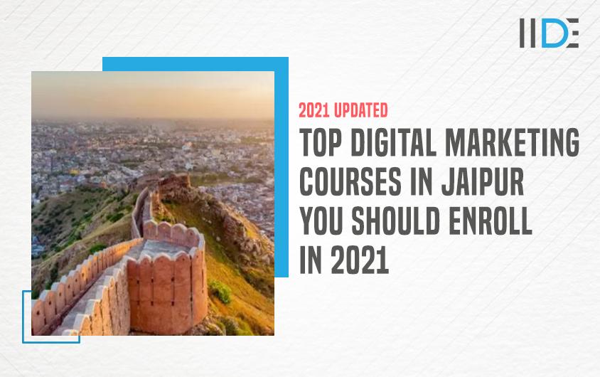 Digital marketing courses in Jaipur - Banner