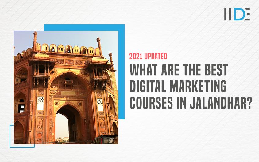 Digital Marketing Courses in Jalandhar - Banner